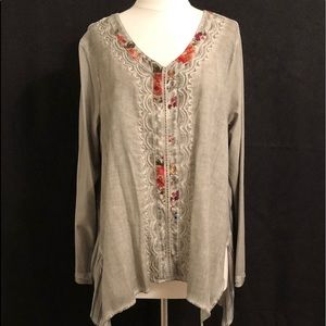 NEW, Never Worn, No Tags GrettyJueger vintage top